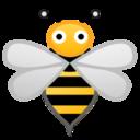 Android Pie; U+1F41D; Emoji
