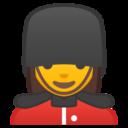Android Pie; U+1F482 U+200D U+2640 U+FE0F; Emoji