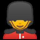 Android Pie; U+1F482 U+200D U+2642 U+FE0F; Emoji