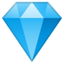 Android Pie; U+1F48E; Emoji