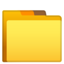 Android Pie; U+1F4C1; Emoji
