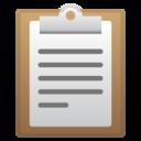 Android Pie; U+1F4CB; Emoji