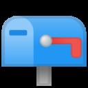 Android Pie; U+1F4EA; Emoji