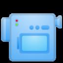 Android Pie; U+1F4F9; Emoji