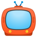 Android Pie; U+1F4FA; Emoji