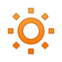 Android Pie; U+1F505; Emoji