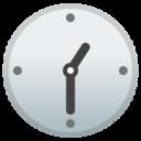 Android Pie; U+1F55C; Emoji