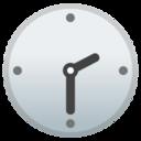 Android Pie; U+1F55D; Emoji
