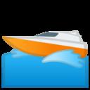 Android Pie; U+1F6A4; Emoji