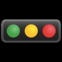 Android Pie; U+1F6A5; Emoji