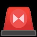 Android Pie; U+1F6A8; Emoji