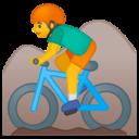 Android Pie; U+1F6B5 U+200D U+2642 U+FE0F; Emoji