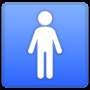 Android Pie; U+1F6B9; Emoji