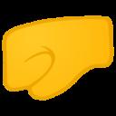 Android Pie; U+1F91B; Emoji