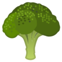 Android Pie; U+1F966; Brocoli Emoji