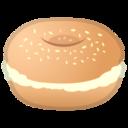 Android Pie; U+1F96F; Emoji