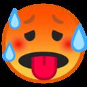 Android Pie; U+1F975; Emoji