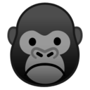 Android Pie; U+1F98D; Emoji