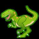 Android Pie; U+1F996; Dinosaur Emoji