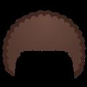 Android Pie; U+1F9B1; Emoji