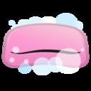 Android Pie; U+1F9FC; Emoji