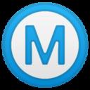Android Pie; U+24C2 U+FE0F; Emoji