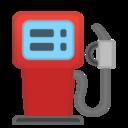 Android Pie; U+26FD; Emoji