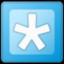 Android Pie; *U+FE0F U+20E3; Emoji