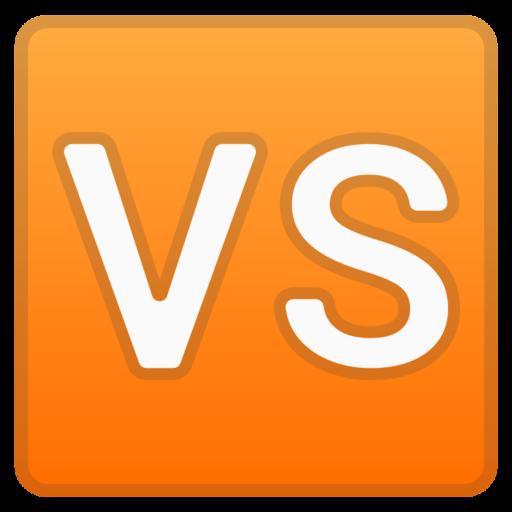 🆚 VS Button Emoji