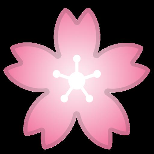 Flor De Cerezo Emoji