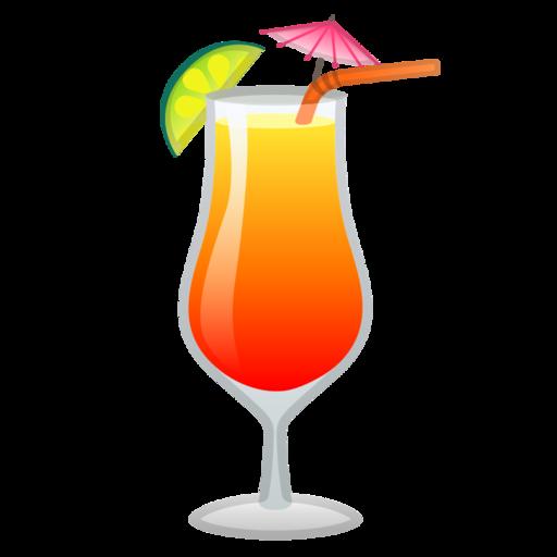 Bildergebnis für cocktailglas emoji