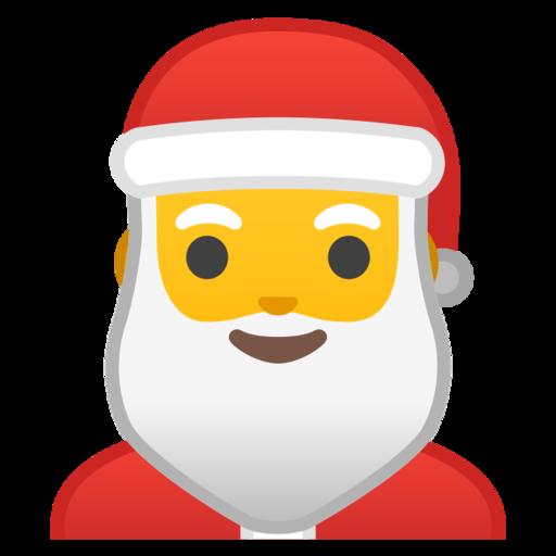 Che Cosa Significa Natale.Babbo Natale Emoji