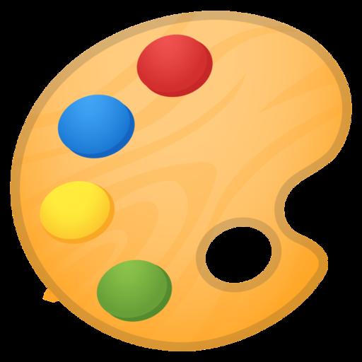 Disegno Tavolozza Dei Colori.Tavolozza Dei Colori Emoji