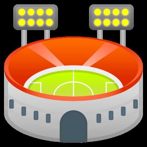 🏟️ Stadium Emoji