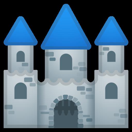 Image result for castle emoji