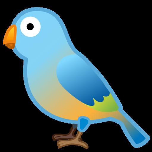 pássaro emoji