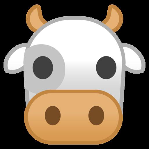 Cara De Vaca Emoji