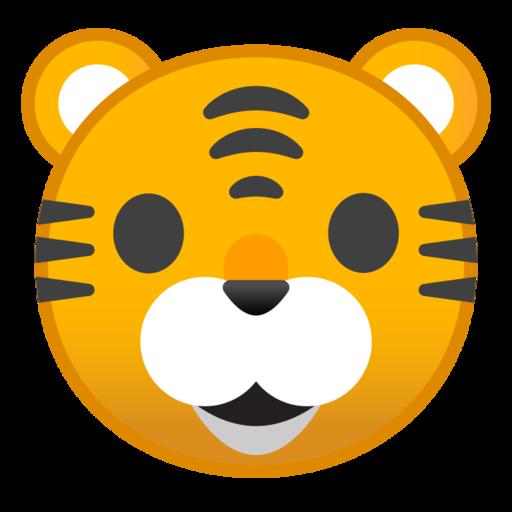 🐯 Tiger Face Emoji