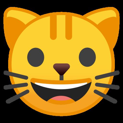 Tete De Chat Emoji