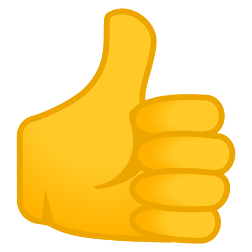 Billedresultat for thumbs up
