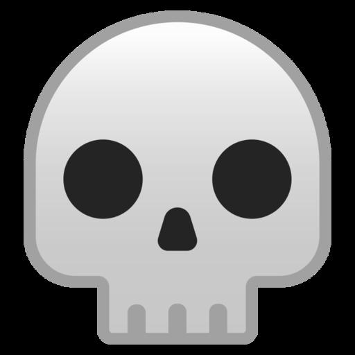 Calavera Emoji