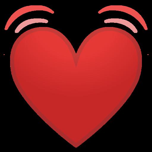 💓 schlagendes Herz-Emoji