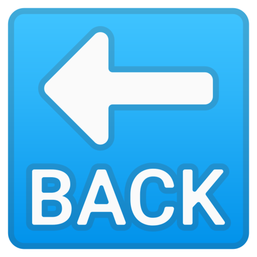 back arrow emoji