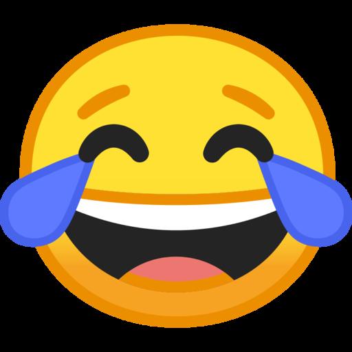 Resultado de imagen para emojis carcajadas