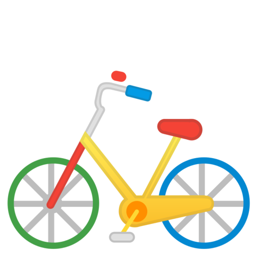 Image result for bike emoji transparent