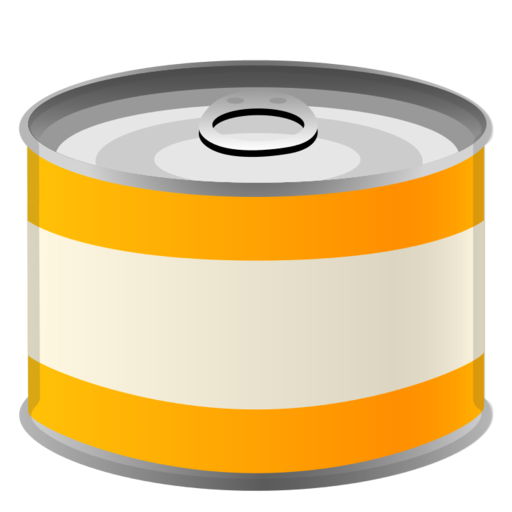 🥫 Canned Food Emoji