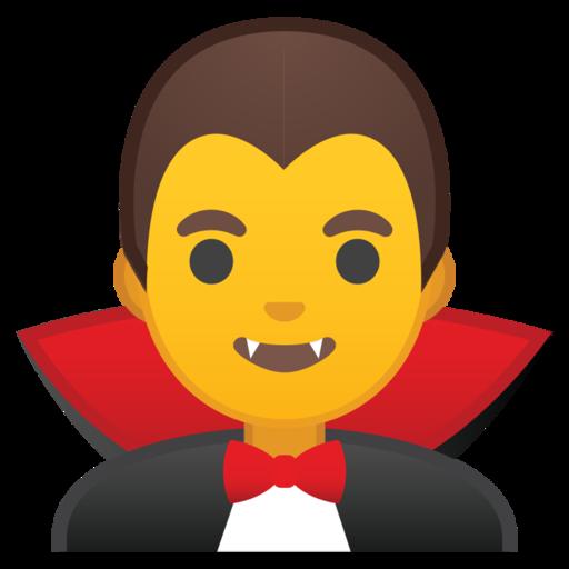 🧛 ♂️ Man Vampire Emoji
