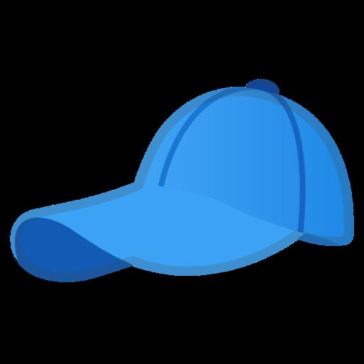 🧢 Billed Cap Emoji