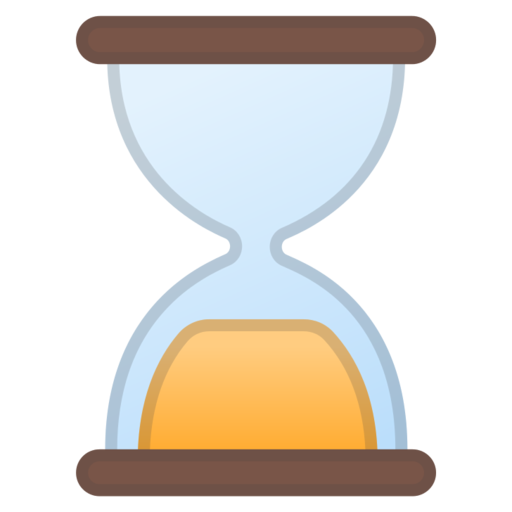Sanduhr Emoji