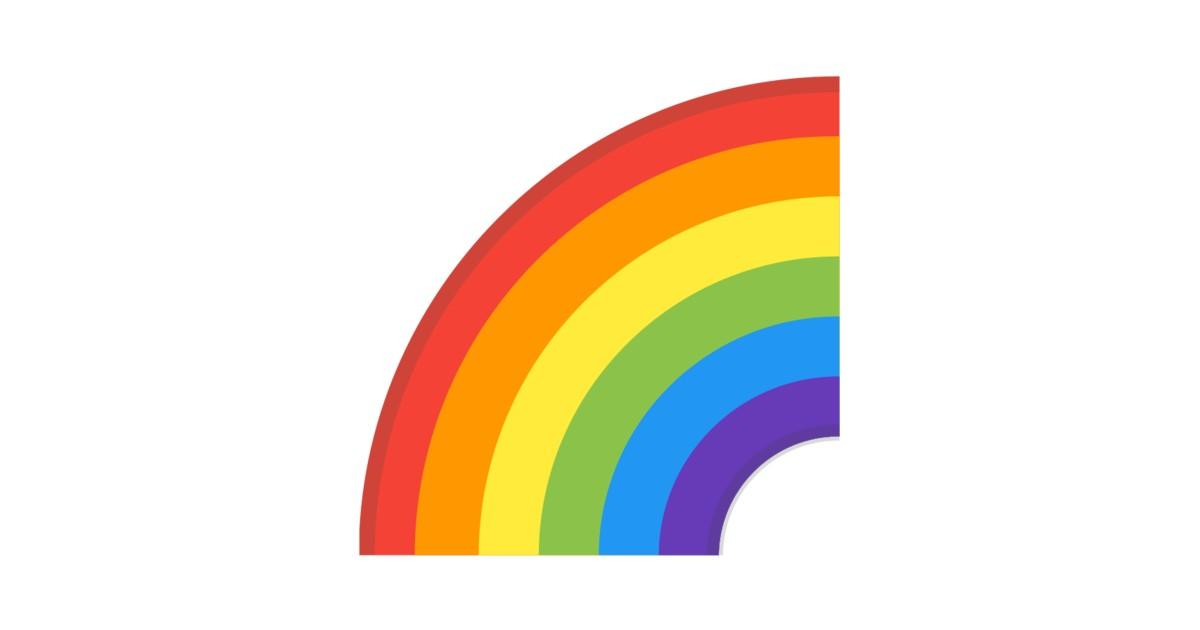 🌈 Rainbow Emoji